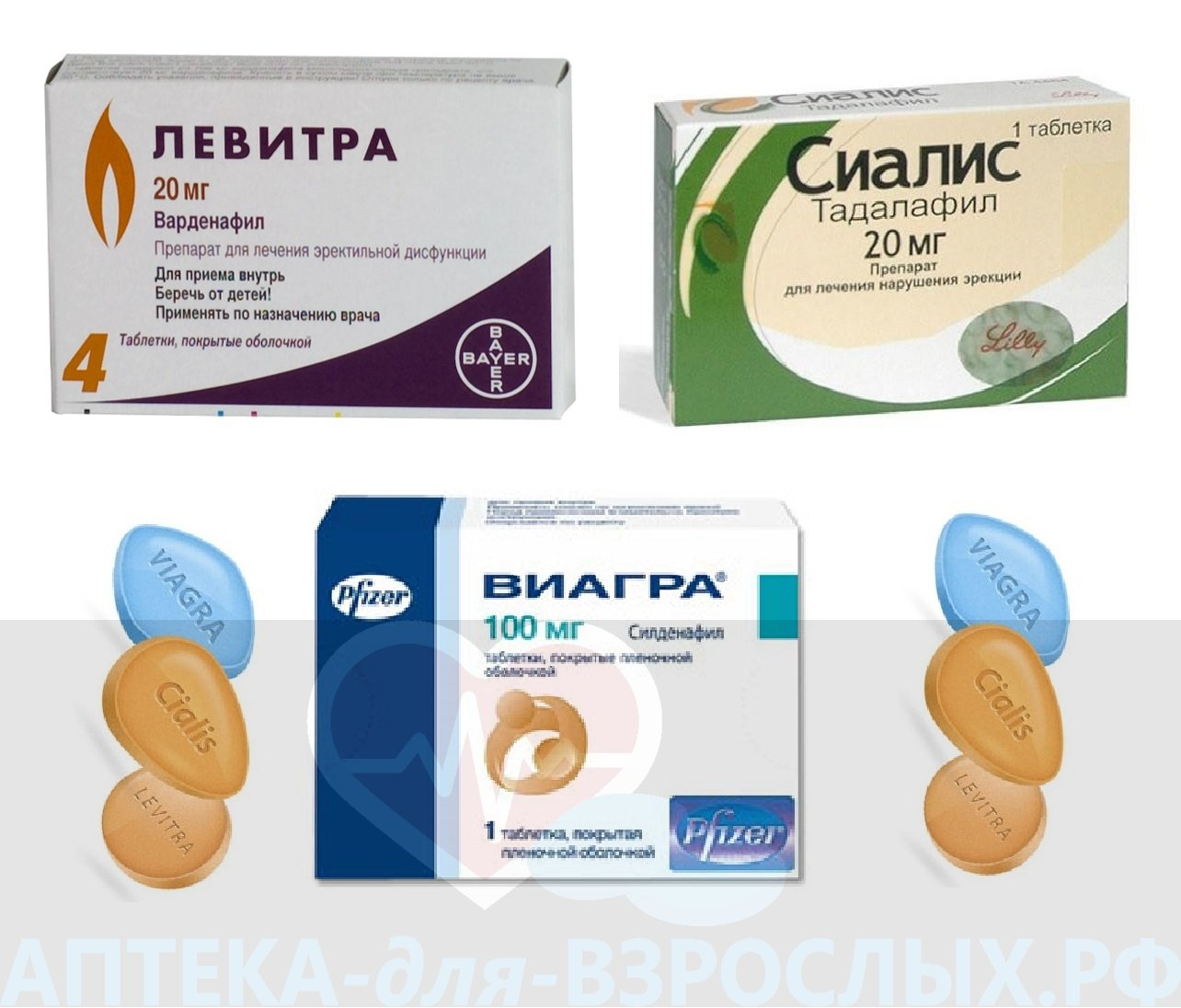 Таблетки от нервов