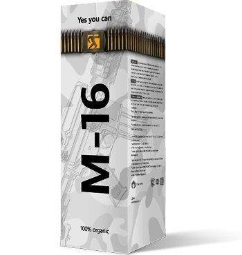 Спрей М-16 в аптеке