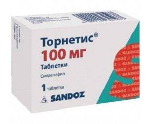 Торнетис в аптеке