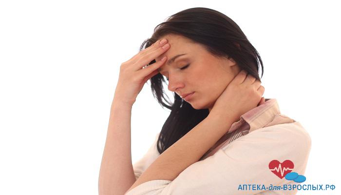 Девушка плохо себя чувствует из-за аллергии на состав добавки