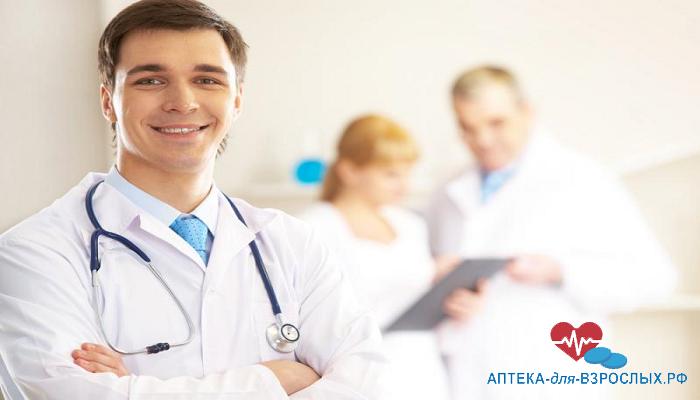 Фото молодой врач на заднем фоне коллеги