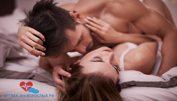 мужчина занимается любовью с женщиной под действием Вука Вука