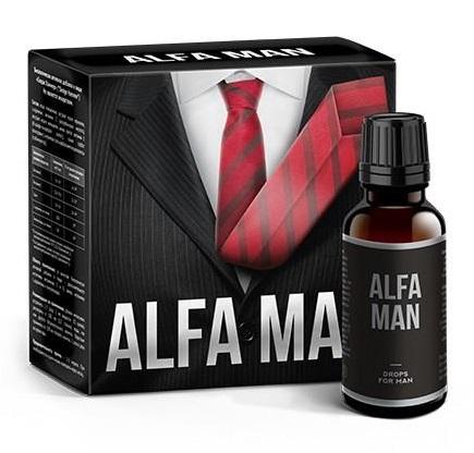 Alfa Man в аптеке купить