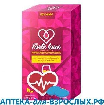 Forte Love в аптеке